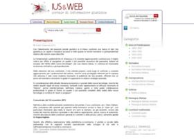 Ius-web.it thumbnail