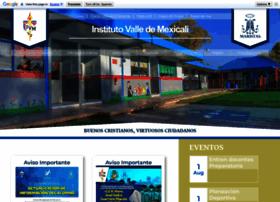 Ivm.edu.mx thumbnail