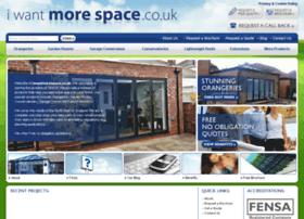 Iwantmorespace.co.uk thumbnail