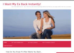 my ex website