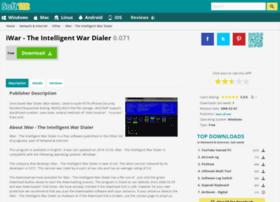 Iwar-the-intelligent-war-dialer.soft112.com thumbnail