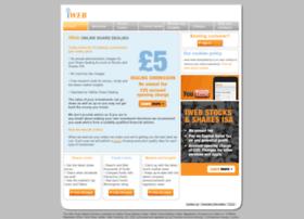 Iwebsharedealing.co.uk thumbnail