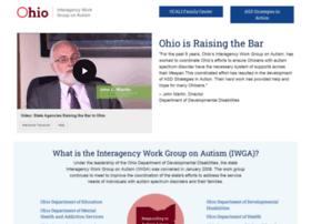 Iwg-autism.org thumbnail