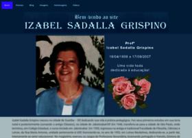 Izabelsadallagrispino.com.br thumbnail
