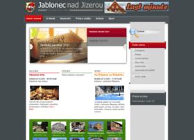 Jablonec-krkonose.cz thumbnail