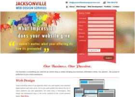 Jacksonvillewebdesignservices.com thumbnail