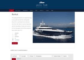 Jacktarsuperyachtcharter.com thumbnail