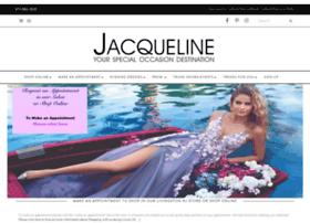 Jacquelineeveningwear.com thumbnail