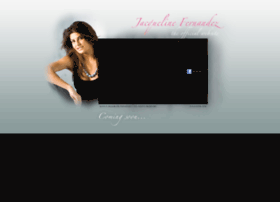 Jacquelinefernandez.net thumbnail