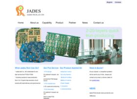 Jades-tech.com thumbnail