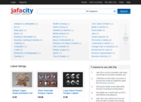 Jafacity.co.nz thumbnail