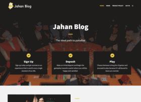 Jahanblog.net thumbnail