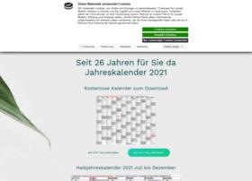 Jahreskalender.com thumbnail
