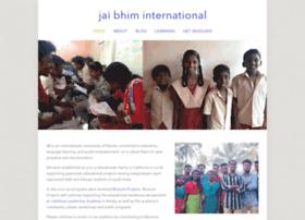 Jaibhiminternational.org thumbnail