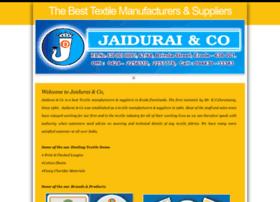 Jaidurai-and-co.in thumbnail
