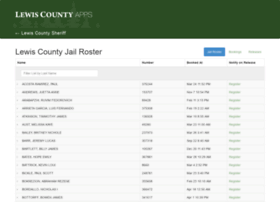 Jail.lewiscountywa.gov thumbnail