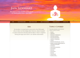 Jainsiddhant.org thumbnail