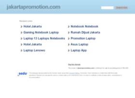 Jakartapromotion.com thumbnail