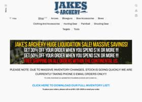 Jakesarchery.com thumbnail