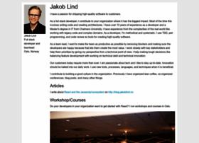 Jakoblind.no thumbnail