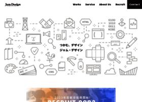 Jam-design.jp thumbnail