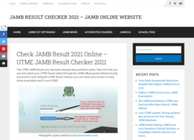 Jambcbtresult.org thumbnail