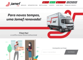 Jamef.com.br thumbnail
