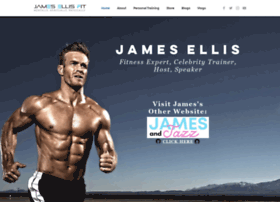 Jamesellisfit.com thumbnail