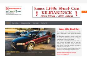 Jameslittlestreetcarskilmarnock.co.uk thumbnail