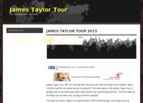 Jamestaylortour.net thumbnail