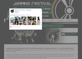 Jammingfestival.it thumbnail