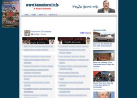 Janasena.org thumbnail