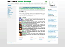 Janathimessage.co.uk thumbnail