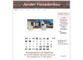 Jander-fassadenbau.de thumbnail