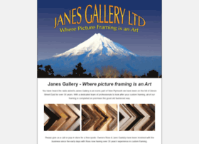 Janesgallery.co.nz thumbnail