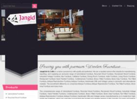 Jangidartandcrafts.com thumbnail