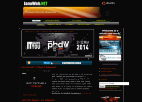 Janoweb.net thumbnail