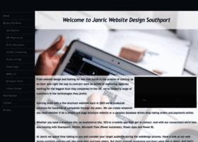 Janric.co.uk thumbnail