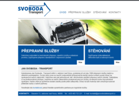 Jansvobodatransport.cz thumbnail