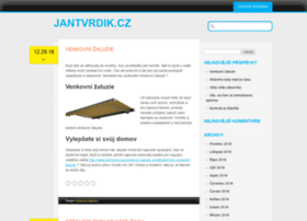 Jantvrdik.cz thumbnail