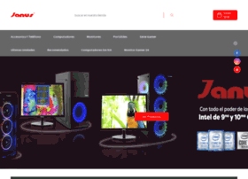 Janus.com.co thumbnail