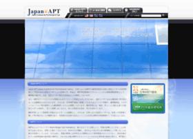 Japan-apt.org thumbnail