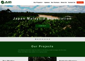 Japan-malaysia-association.org thumbnail