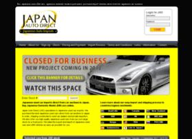 Japanautodirect.com thumbnail