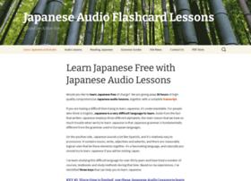 Japaneseaudiolessons.com thumbnail