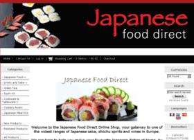 Japanesefooddirect.com thumbnail