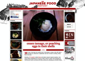 Japanesefoodreport.com thumbnail