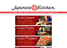 Japanesekitchen.co.uk thumbnail