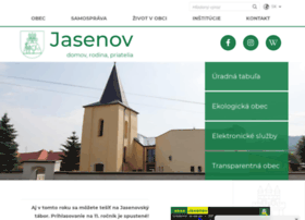 Jasenov.sk thumbnail