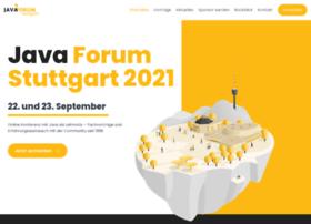 Java-forum-stuttgart.de thumbnail